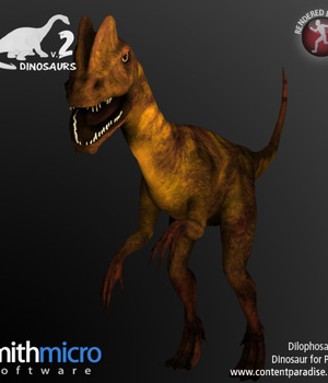 Dilophosaurus Legacy Discounted Content Smith_Micro
