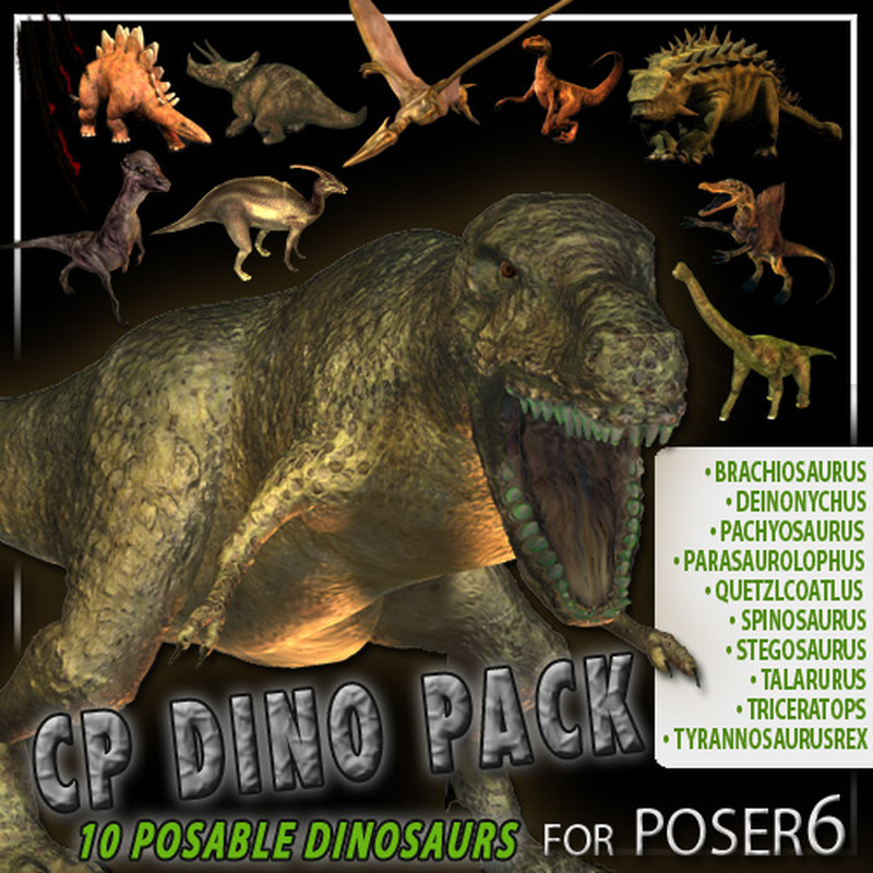 Dinosaur Series Bundle Volume 1