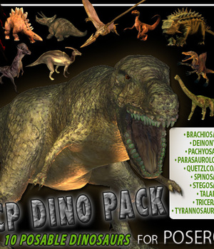 Dinosaur Series Bundle Volume 1 Legacy Discounted Content Smith_Micro
