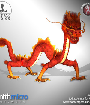 Chinese Dragon (Chinese Zodiac Series) Legacy Discounted Content Smith_Micro