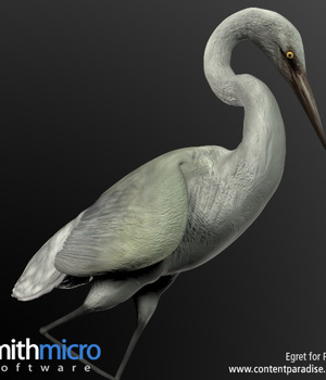 Great Egret Legacy Discounted Content Smith_Micro