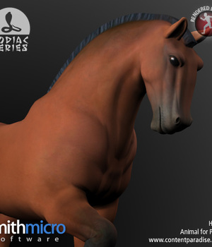Horse (Chinese Zodiac Series) Legacy Discounted Content Smith_Micro