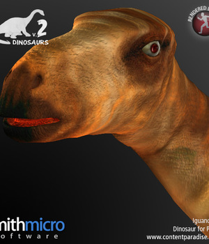 Iguanodon Legacy Discounted Content Poser_Software