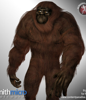 Legends Series Bigfoot Legacy Discounted Content Smith_Micro