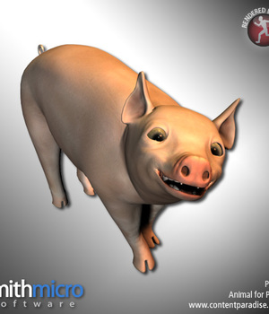 Piglet Legacy Discounted Content Poser_Software