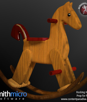 Rocking Horse Legacy Discounted Content Smith_Micro