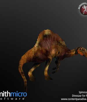 Spinosaurus Legacy Discounted Content Smith_Micro