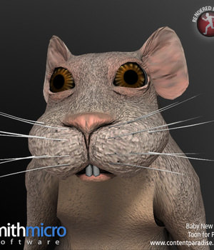 Squeak The Mouse Legacy Discounted Content Smith_Micro