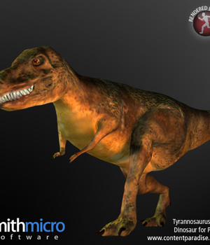 Tyrannosaurus Rex Legacy Discounted Content Poser_Software