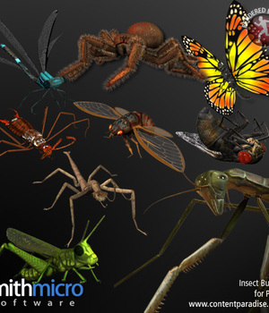 Insect Bundle Legacy Discounted Content Smith_Micro