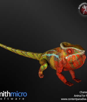 Panther Chameleon Legacy Discounted Content Poser_Software