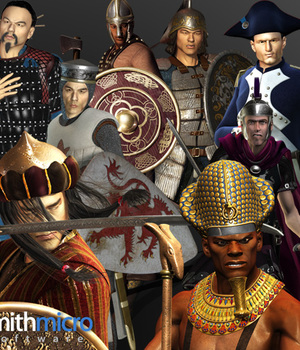 G2 Great Male Ruler Bundle Legacy Discounted Content Smith_Micro