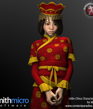 Little China for Miki 2 Legacy Discounted Content Smith_Micro