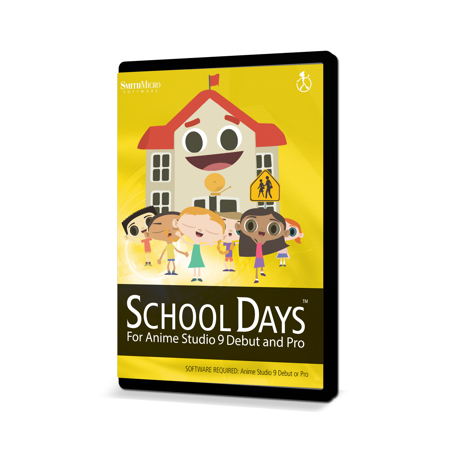 Moho School Days Content Pack