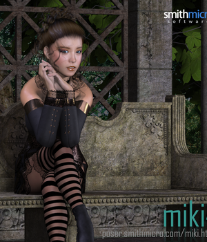 Miki 4.0 Legacy Discounted Content Smith_Micro