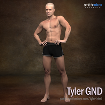 Tyler GND© - The First Guy Next Door from Blackhearted© image 4