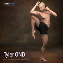Tyler GND© - The First Guy Next Door from Blackhearted© image 5
