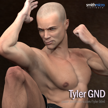 Tyler GND© - The First Guy Next Door from Blackhearted© image 6