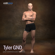 Tyler GND© - The First Guy Next Door from Blackhearted© image 7