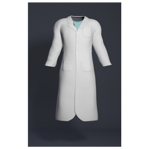 Medical Clothing for Rex and Roxie image 1