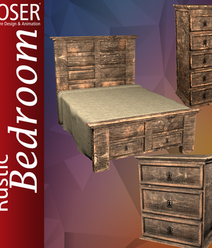 Rustic Bedroom Set Legacy Discounted Content Smith_Micro