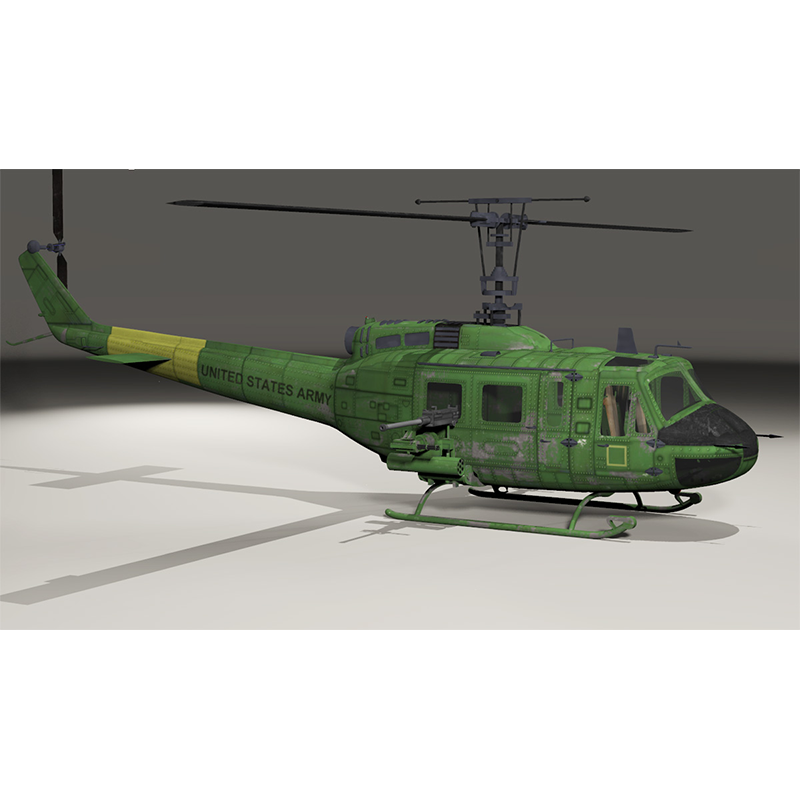 The Military Transport Pack for Poser