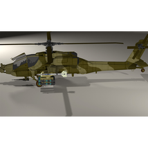 The Military Transport Pack for Poser image 3