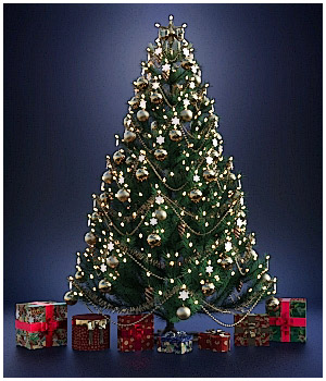 Christmas Tree 3D Models RPublishing