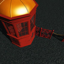 Octopus Ride for Poser image 1