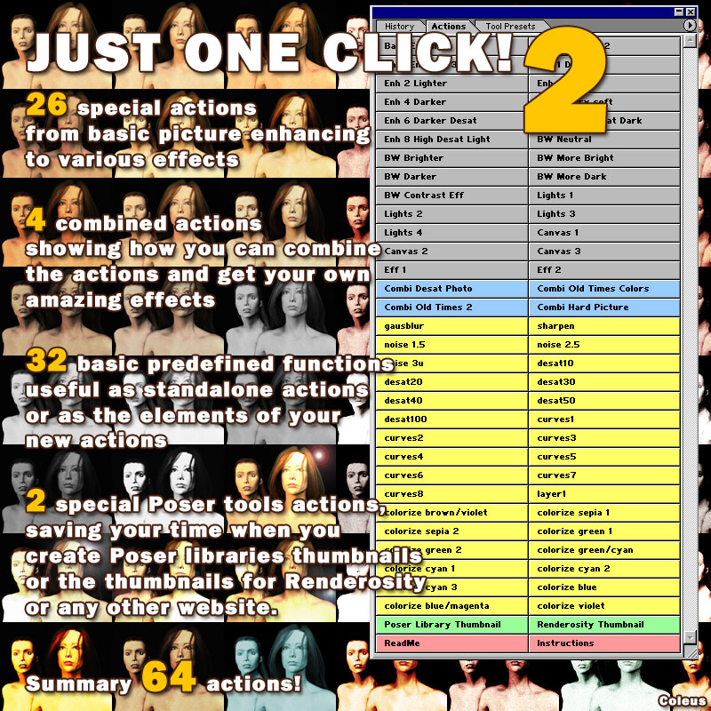 JUST ONE CLICK! 2