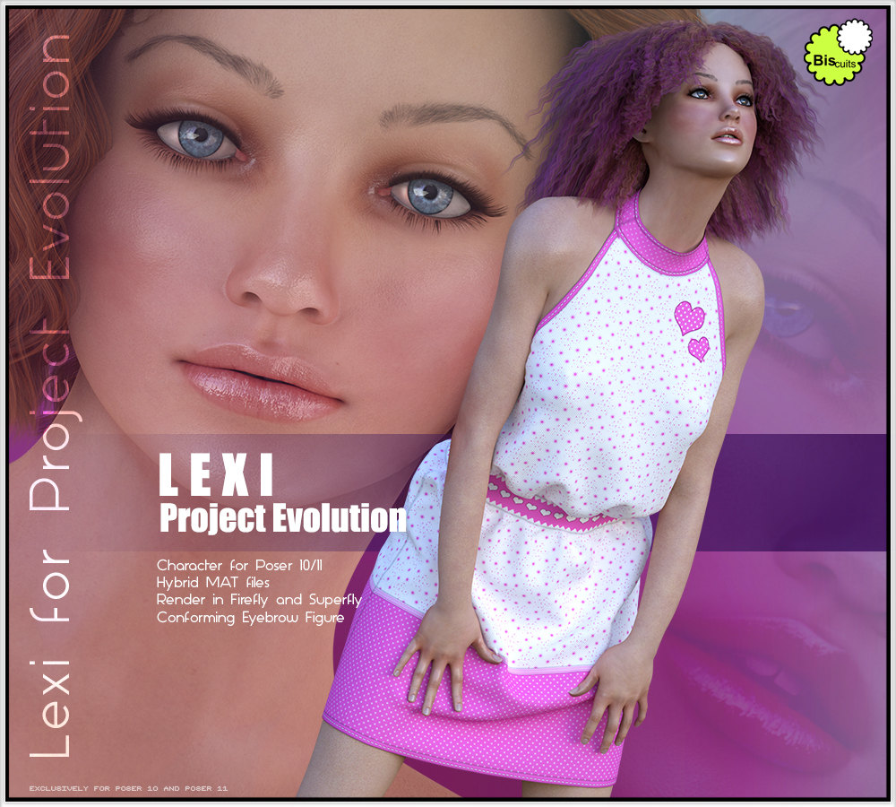Biscuits Lexi for Project Evolution