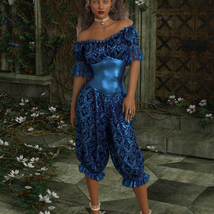 InStyle - dForce - Victorian Mistress for G8F image 3