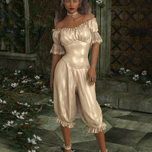 InStyle - dForce - Victorian Mistress for G8F image 6