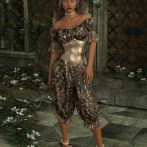 InStyle - dForce - Victorian Mistress for G8F image 7