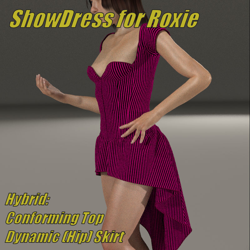 Showdress for Roxie