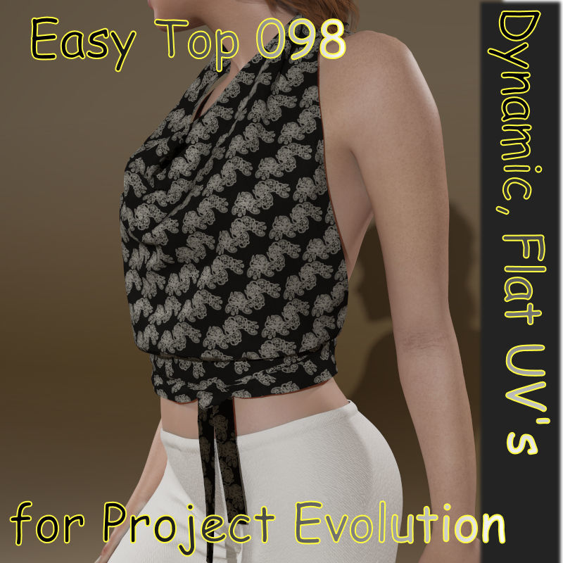 Easy Top 098 for Project Evolution