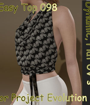 Easy Top 098 for Project Evolution Legacy Discounted Content FVerbaas