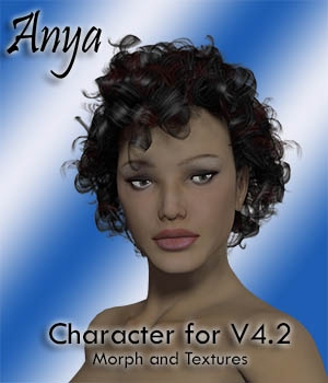 Anya for V4.2 Legacy Discounted Content zachary
