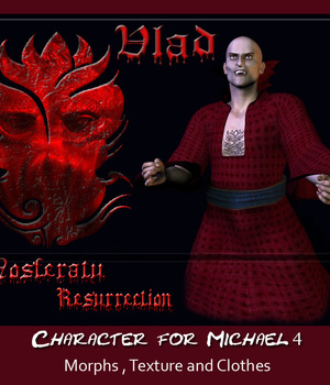 Vlad for M4 Legacy Discounted Content zachary