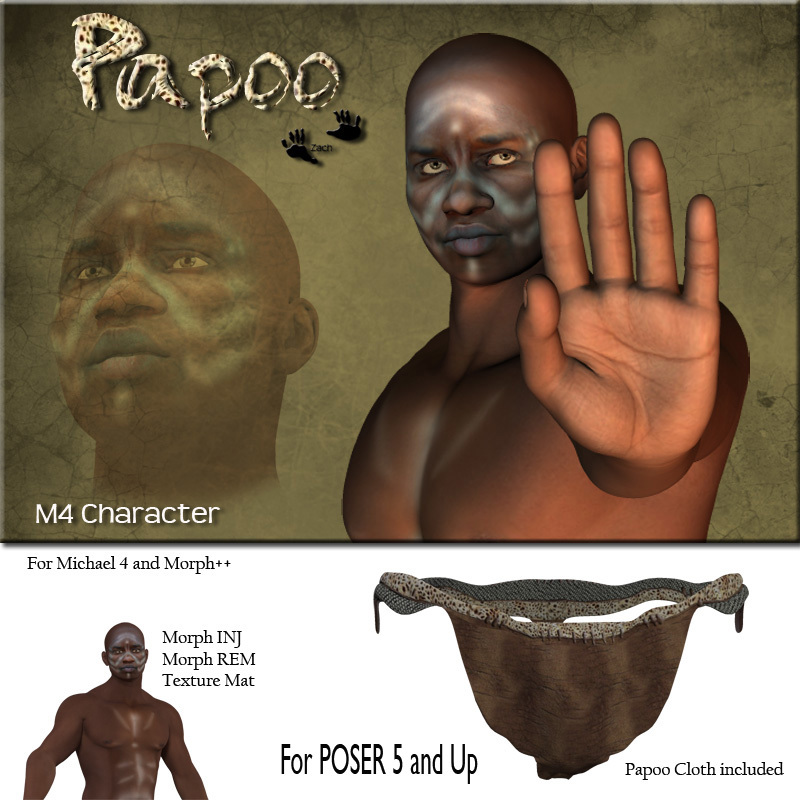 Papoo for Michael 4