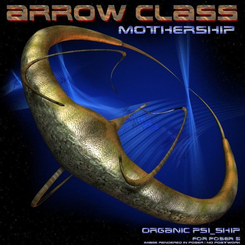 ArrowClass Mothership by CorporateArts