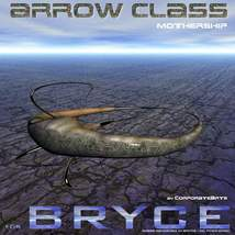ArrowClass Mothership for Bryce image 3