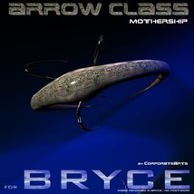 ArrowClass Mothership for Bryce image 4