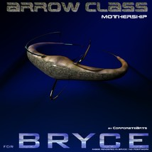 ArrowClass Mothership for Bryce image 5