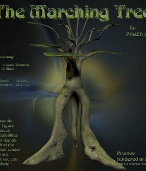The Marching Tree 3D Models CorporateArts