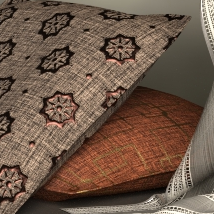 Shader Plan - Iray Lace and Linen image 1