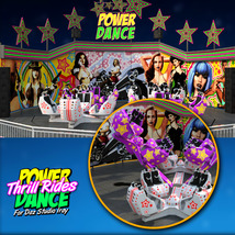 POWERDANCE Thrill Rides for DS Iray image 1