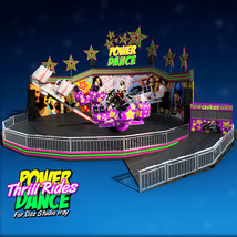 POWERDANCE Thrill Rides for DS Iray image 3