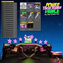POWERDANCE Thrill Rides for DS Iray image 4