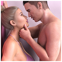 Z Passions - Couple Poses for Genesis 3 and 8 image 2